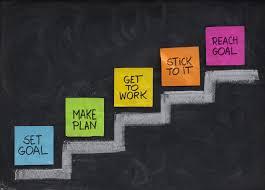 goal step plan